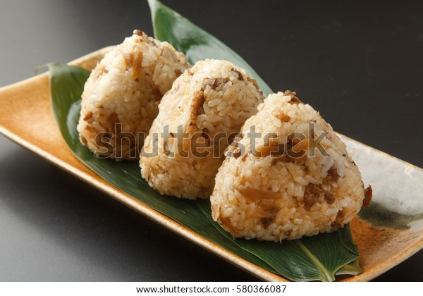 Japanese chicken and rice