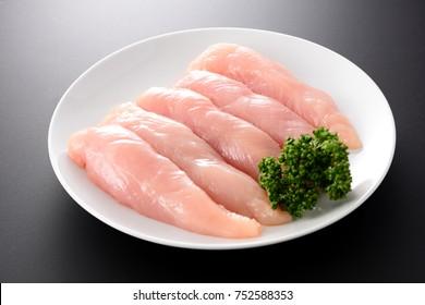 Japanese Chicken Tenderloin