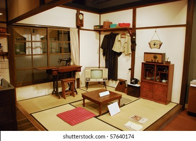 japanese chowa era house