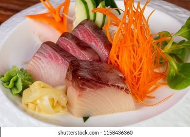 Yellowtail Sashimi Images, Stock Photos & Vectors | Shutterstock