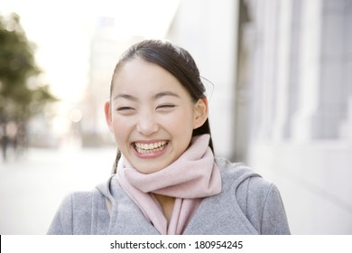 Japanese College student image