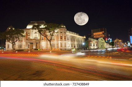 Japanese Colonial Era Historical Site, Tainan City, Taiwan