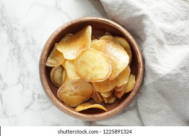 Japanese confectionery, deep fried sweet potato chips