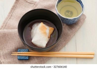 japanese cuisine, oshiruko