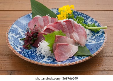 Raw Yellow Tail Sashimi Images, Stock Photos & Vectors | Shutterstock