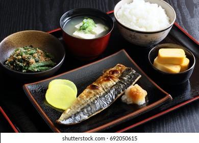 Japanese cuisine,Japanese set meal
