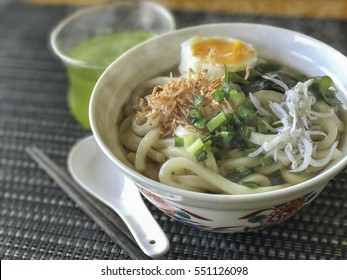 Japanese cuisine,udon - Shutterstock ID 551126098