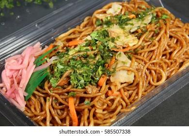 Japanese cuisine,Yakisoba
