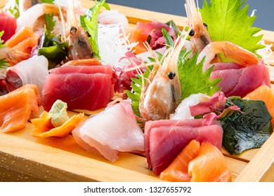 Japanese delicious fish dishes