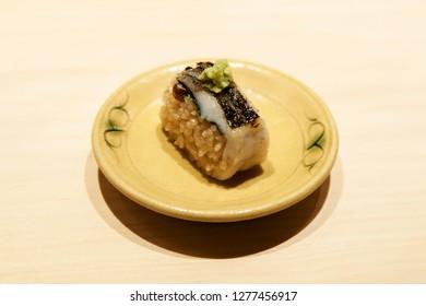 Japanese Eel roll