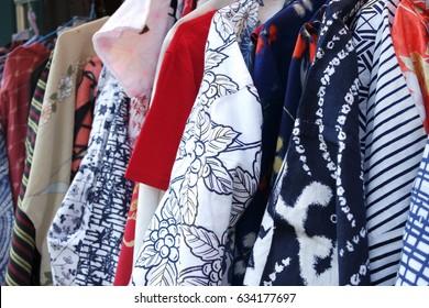 Japanese fabric patterns