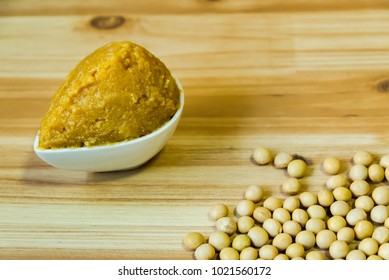 Japanese fermented soybean paste