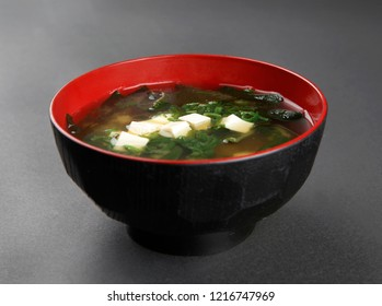 Japanese Fermented Soybean Soup (Miso Soup)