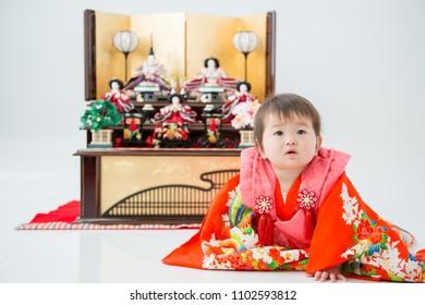 Japanese Girl's Festival
