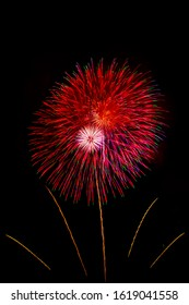 Japanese fireworks are beautiful and safe