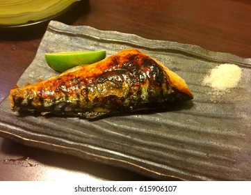 Japanese fish dishes