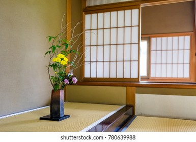 Japanese Floor Alcove