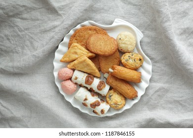 Japanese food, fish cake for oden image