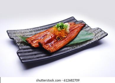 Japanese food - grilled eel