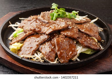 Japanese food for grilled meat