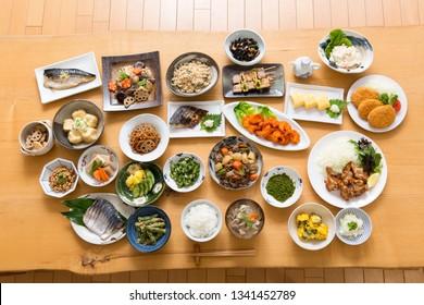 Japanese food, home cooking, food