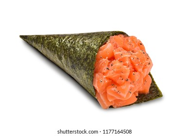 Japanese food isolated