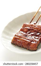 Japanese food, Kabayaki Unagi Roasted Eel
