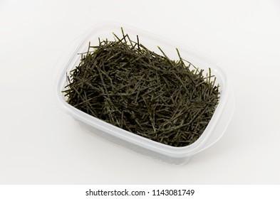 Japanese food, Kizami nori, shredded nori, nori, dry seaweed,