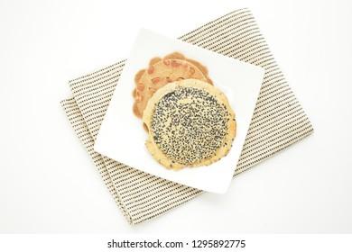 Japanese food, Rice cracker Senbei