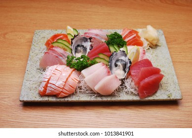 Japanese food - sashimi
