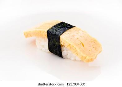 Japanese food  Sushi Omelet