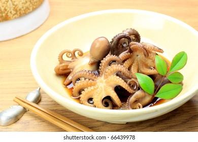 Japanese food(iidako)