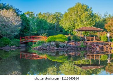 Japanese garden, Toowoomba (Queensland)