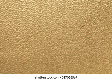 Japanese gold paper