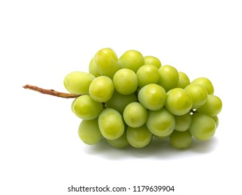 Japanese grape called Shine Muscat