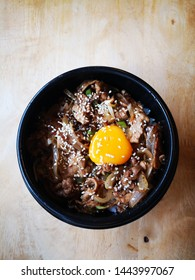 Beef Donburi High Res Stock Images Shutterstock