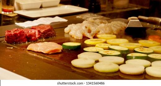 Japanese Hibachi Grill