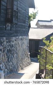 Japanese historical house in Tokoname