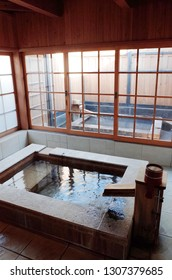 Japanese Indoor and Outdoor Hot Spring Private Room