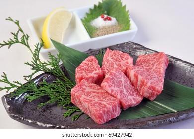 Japanese Kobe beef 7