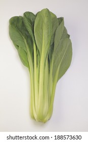 Japanese Komatsuna salad