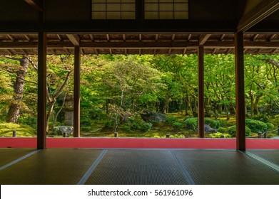 japanese landscape - enkoji - kyoto
