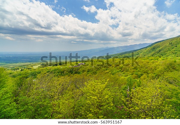 japanese landscape - nasu kogen - nasu - tochigi