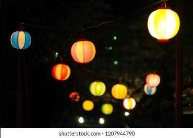 japanese lanterns image