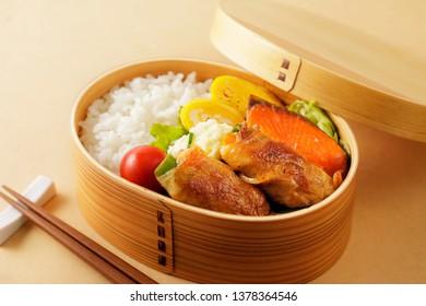 Japanese lunch box