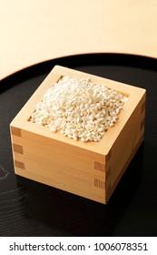 Japanese malted rice Koji
