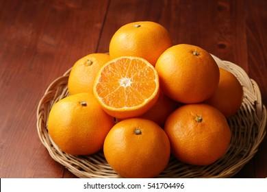 Japanese Mandarin orange?Mikan
