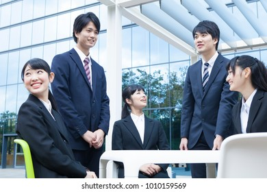 Japanese new member of society to chat