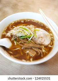 Japanese noodle, Ramen