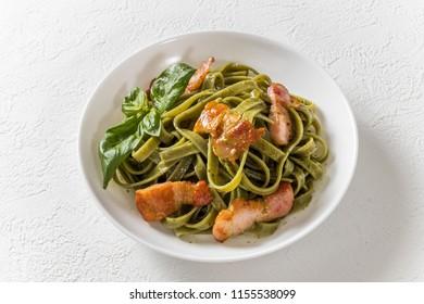 Japanese noodles (soba)